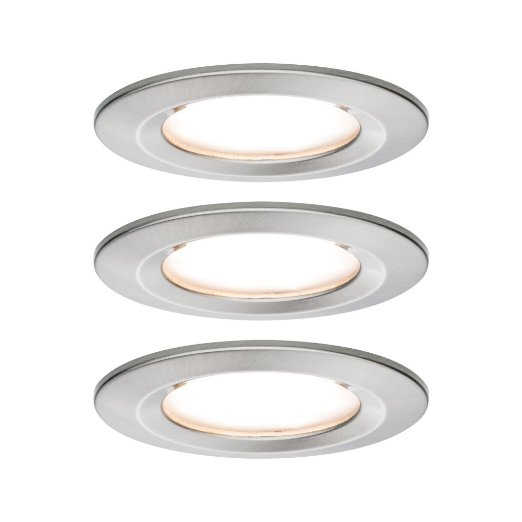 Светильник встраиваемый, комплект Nova Coin rd starr LED 3x6,5W Eis gb dde gb 43 rd