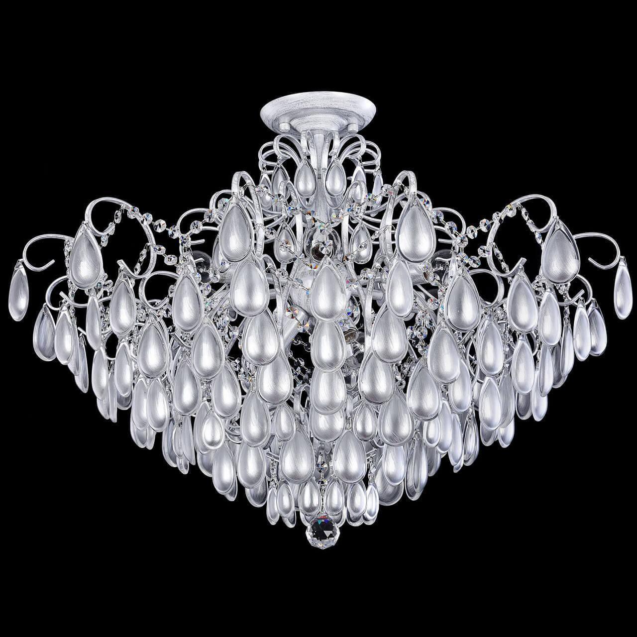 Потолочный светильник Freya FR2302CL-09S, E14, 40 Вт торшер freya chabrol fr2302fl 04s
