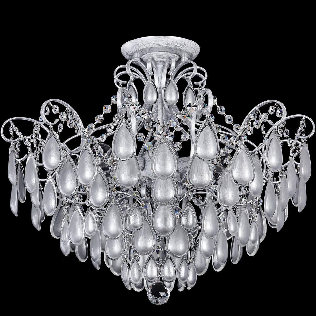 Потолочный светильник Freya FR2302CL-06S, E14, 40 Вт торшер freya chabrol fr2302fl 04s