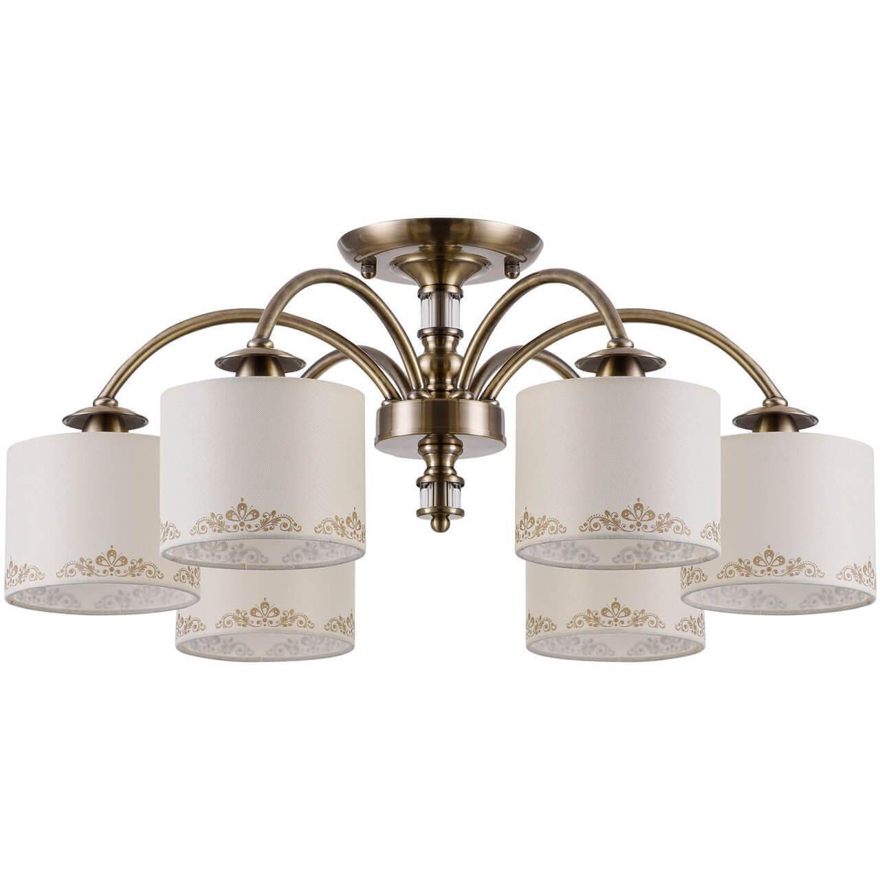 цены на Потолочный светильник Freya FR2539CL-06BS, E14, 40 Вт  в интернет-магазинах