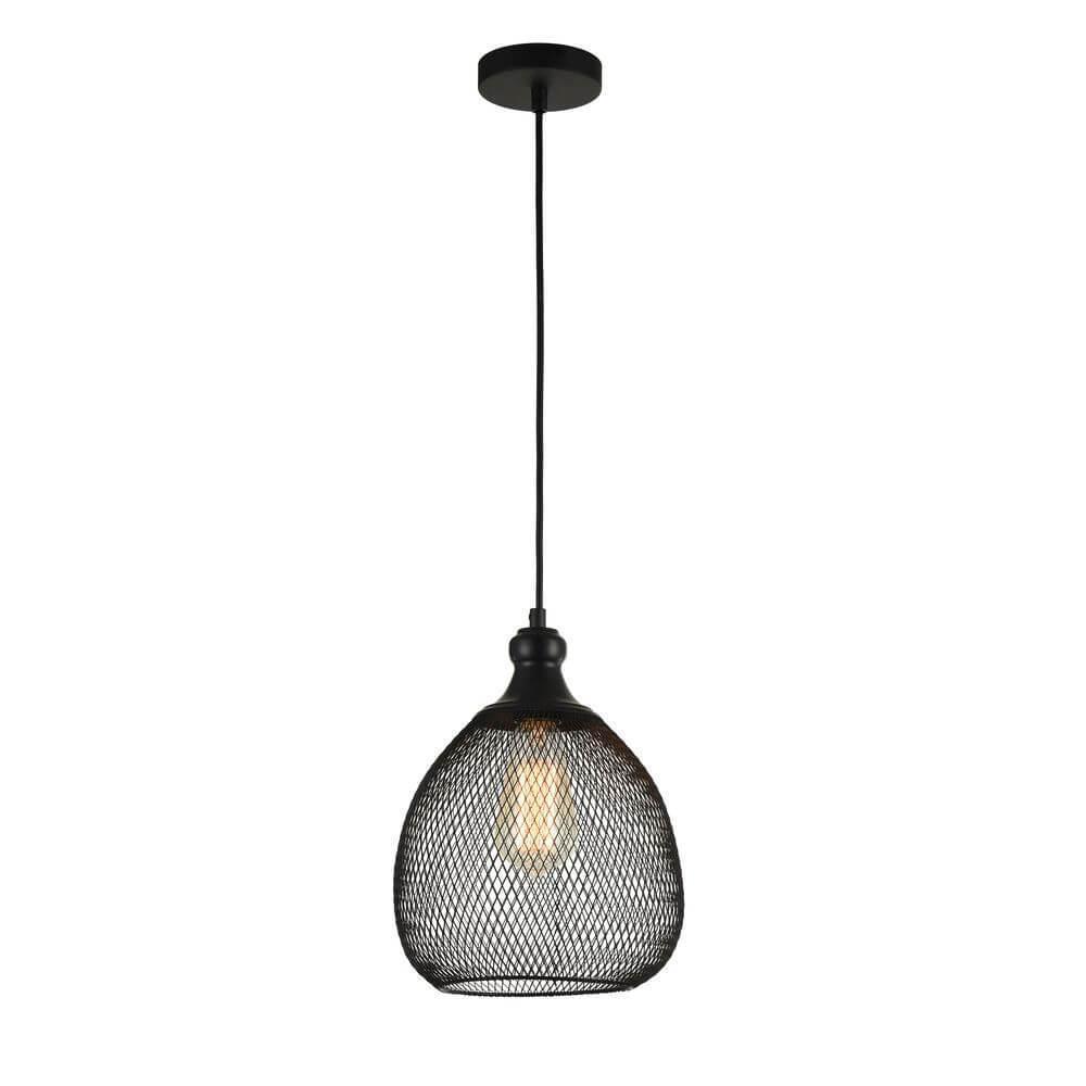 Подвесной светильник Maytoni T018-01-B, E27, 60 Вт подвесной светильник maytoni pyramide mod110 01 or