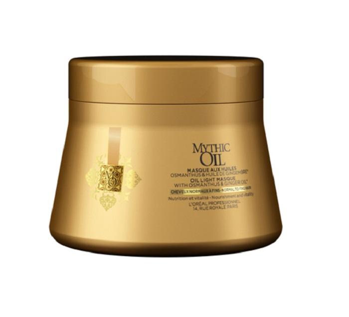 Маска для тонких волос Mythic Oil Light Masque 200мл.