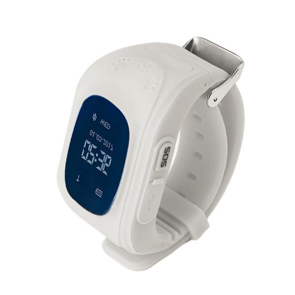 Часы Smart Baby Watch Q50 - Белые