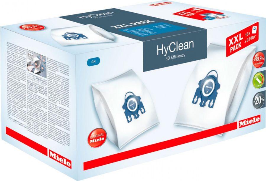 Пылесборник Miele XXL-Pack GN HyClean 3D пылесос miele sgfa0 complete c3 total care кор 2000вт