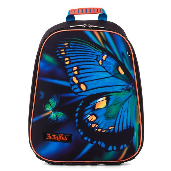 HATBER Рюкзак Butterfly модель ERGONOMIC LIGHT