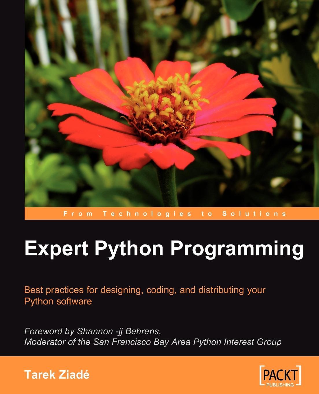 Tarek Ziad, Ziade Expert Python Programming