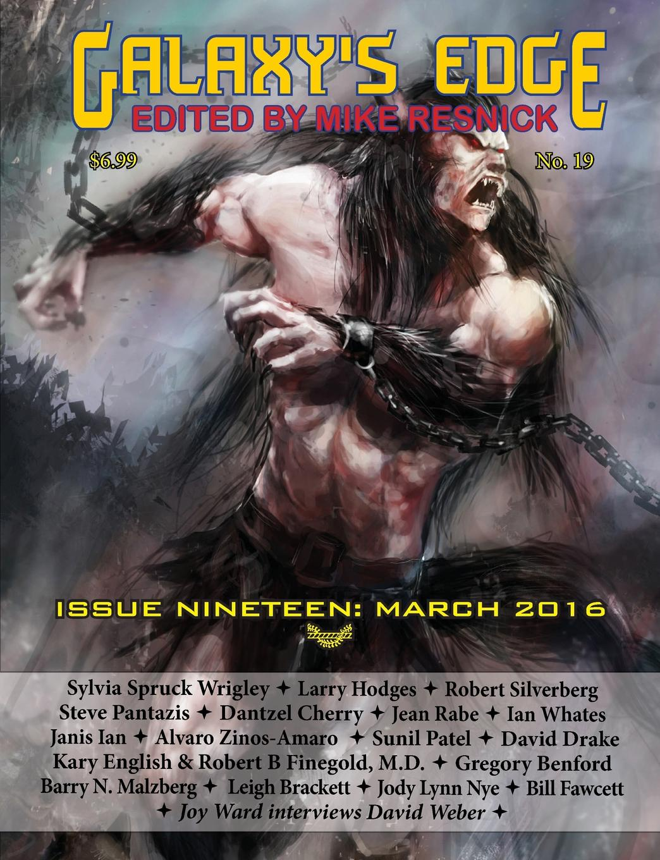 David Drake, Robert Silverberg Galaxy's Edge Magazine. Issue 19, March 2016 jody lynn nye a circle of celebrations the complete edition