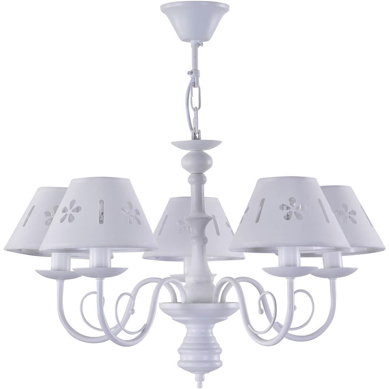 Подвесной светильник Freya FR2537PL-05W, E14, 60 Вт подвесная люстра emily fr2537pl 05w
