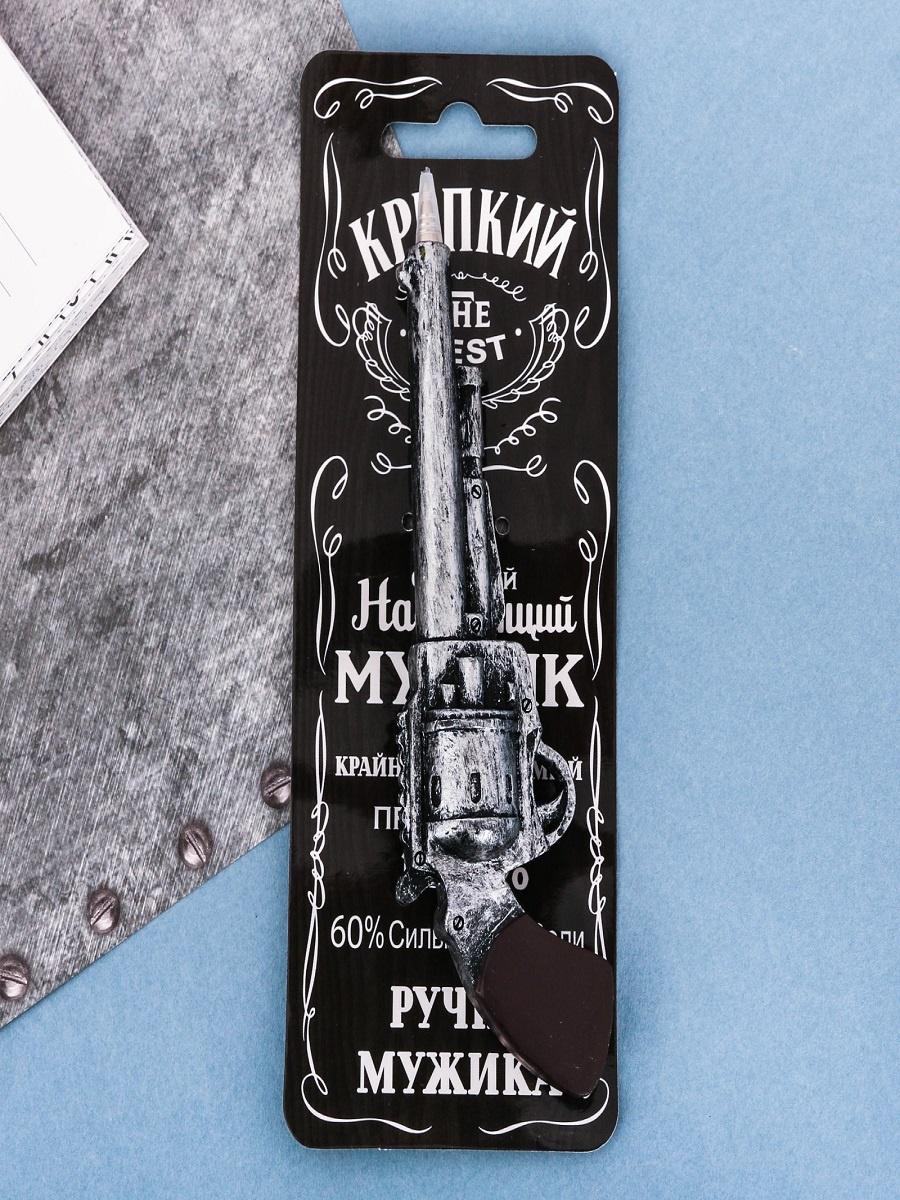 Ручка подарочная Суровый настоящий мужик