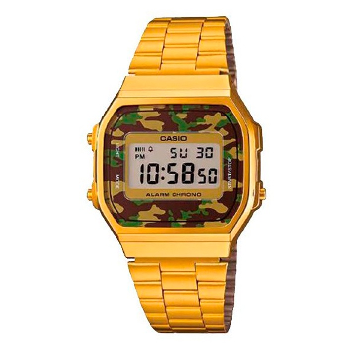 Наручные часы Casio A168WEGC-3E все цены