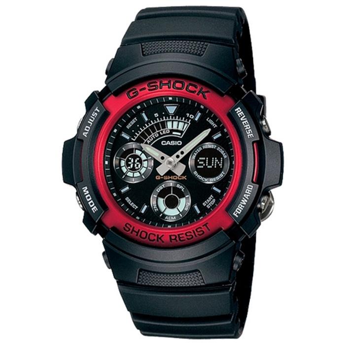 Наручные часы Casio AW-591-4A все цены