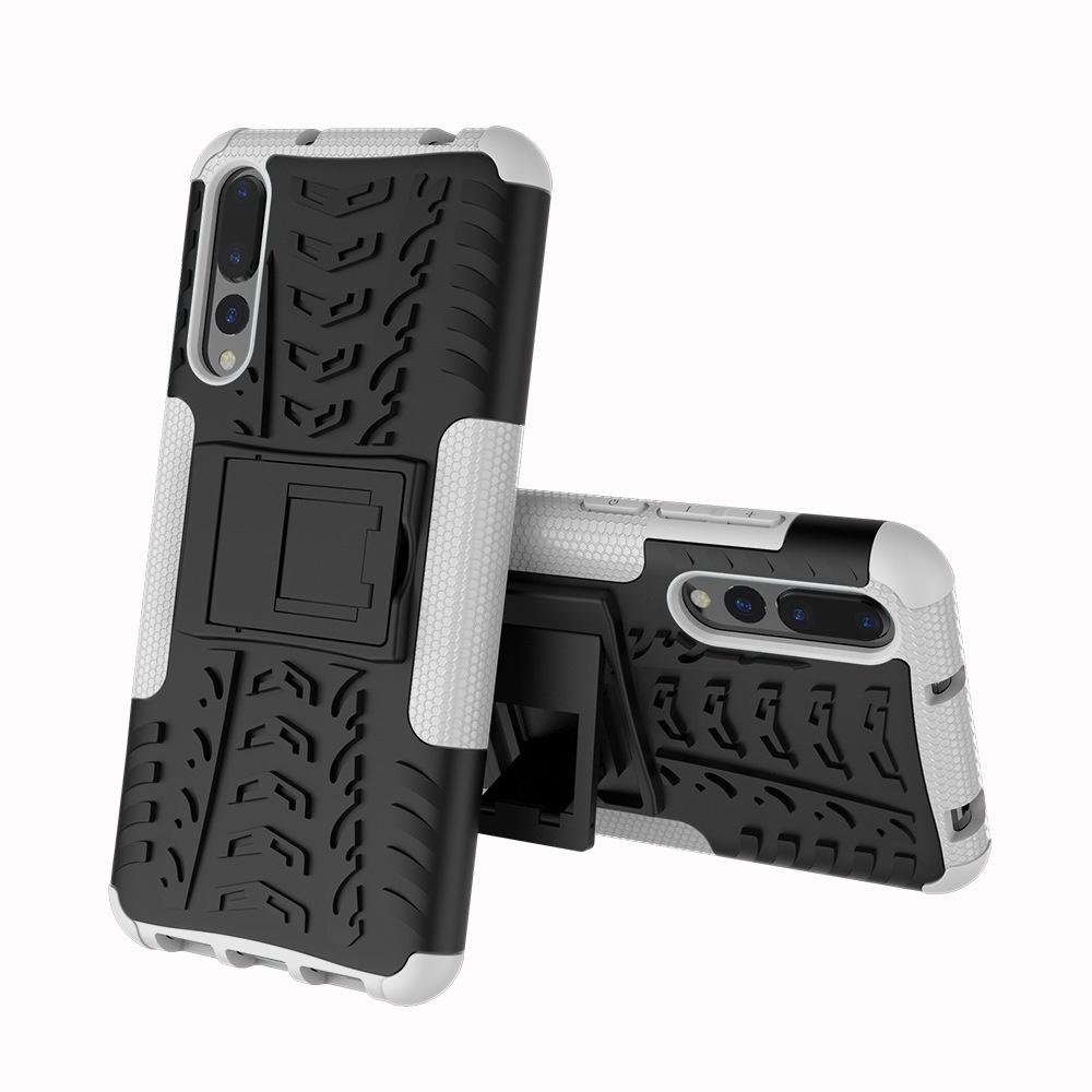Чехол MyPads для LG X power 2 M320 Противоударный усиленный ударопрочный белый
