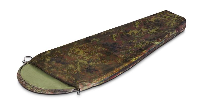 Мешок спальный Mark 28SB Tengu, суперлегкий кокон, khaki