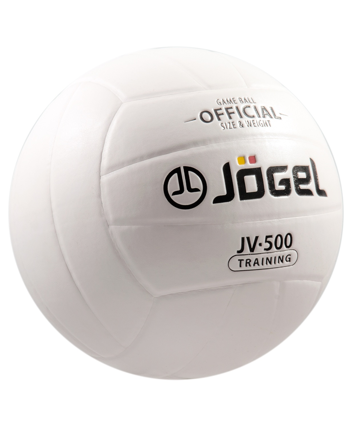 Мяч волейбольный Jogel JV-500 мяч волейбольный jоgel jv 220 цвет синий оранжевый размер 4