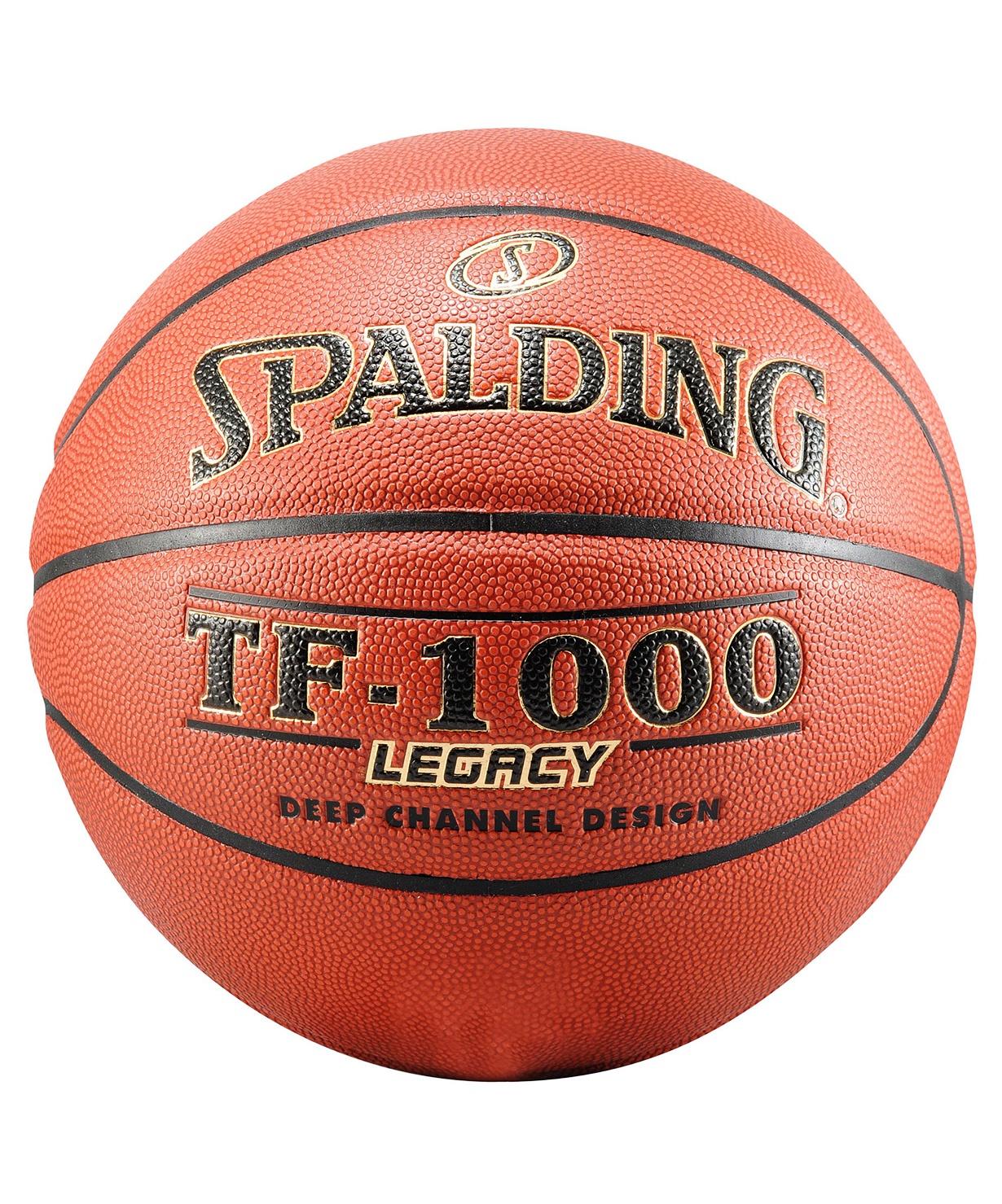 все цены на Мяч баскетбольный Spalding TF-1000 Legacy, Размер 7 онлайн