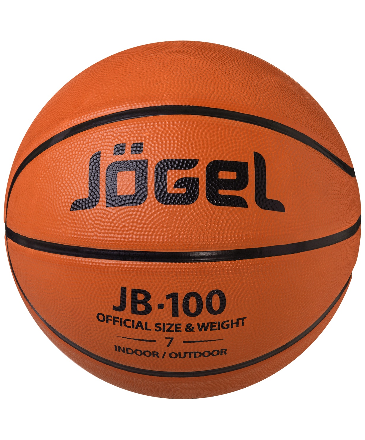 Мяч баскетбольный Jogel JB-100, Размер 7
