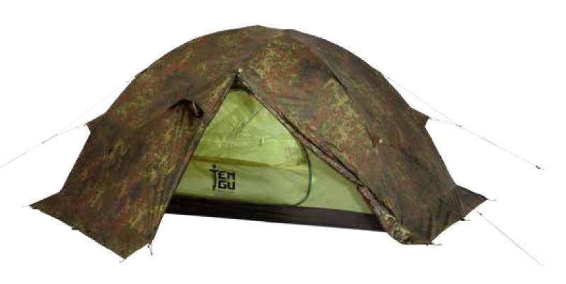 Палатка TENGU Mark 1.08T3, flecktarn