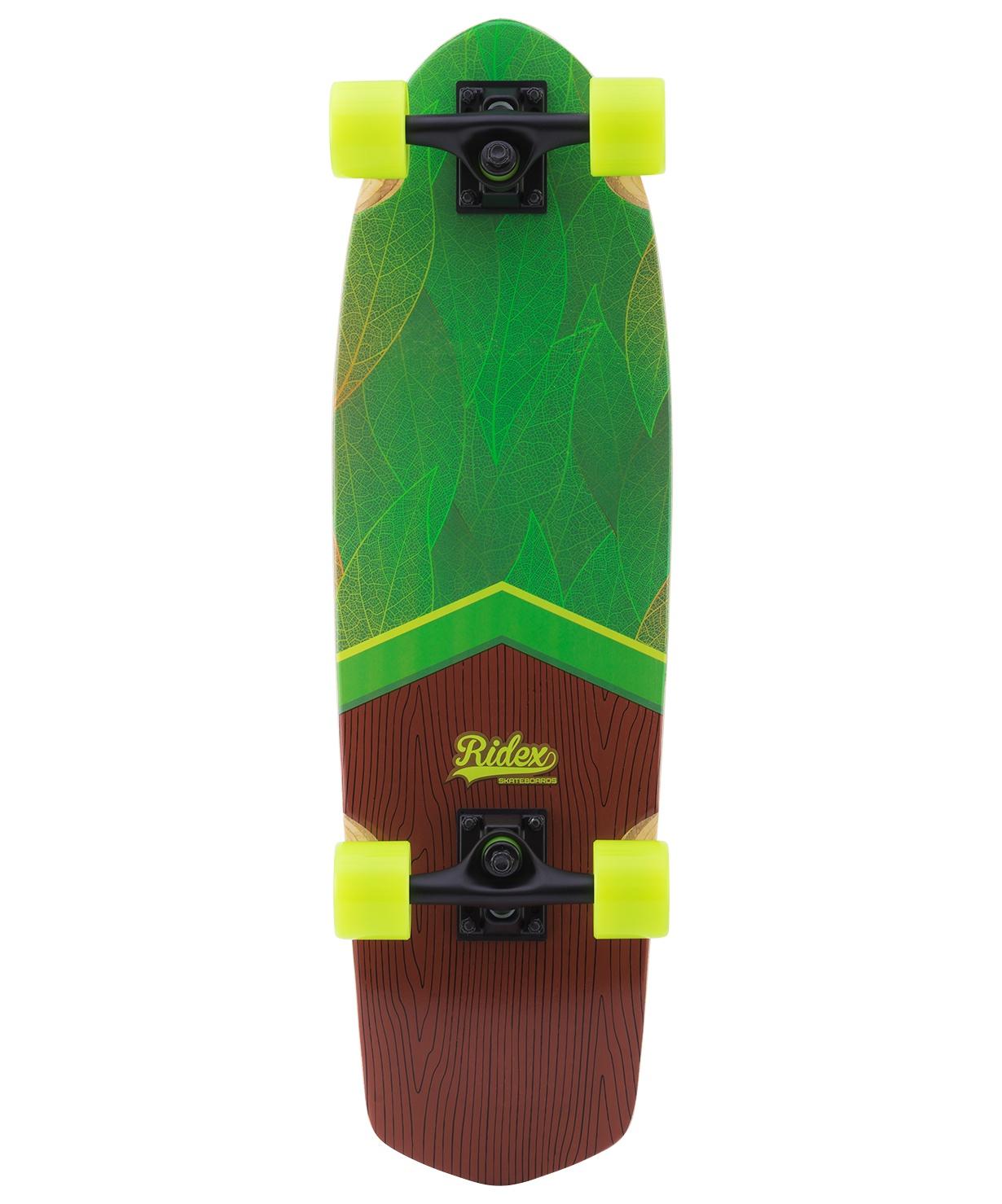 Круизер деревянный Ridex Eco 28,5X8,25, ABEC-5