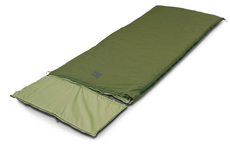 Мешок спальный TENGU MARK 23SB, одеяло-пончо, flecktarn (185+35)x85