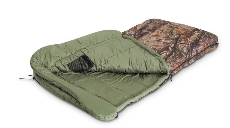 Мешок спальный TENGU MARK 73SB, одеяло, olive