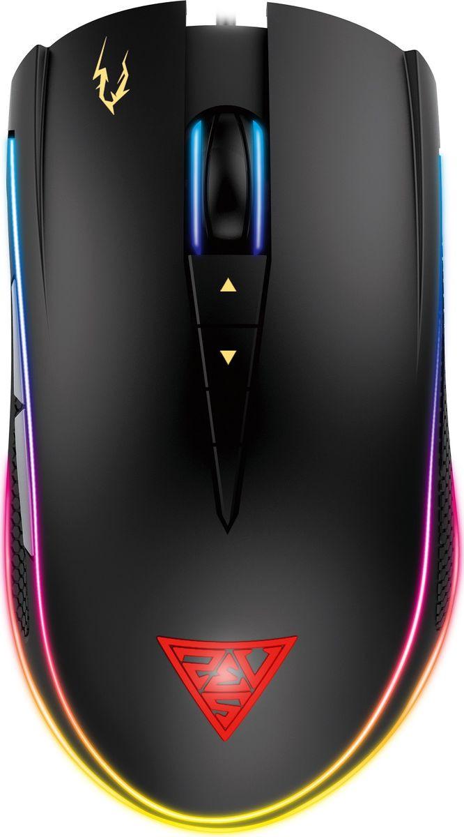 цена на Игровая мышь Gamdias Zeus P2, черный