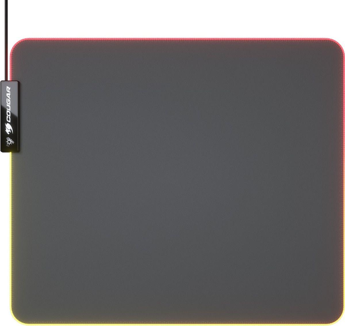 Игровой коврик для мыши Cougar Neon, черный