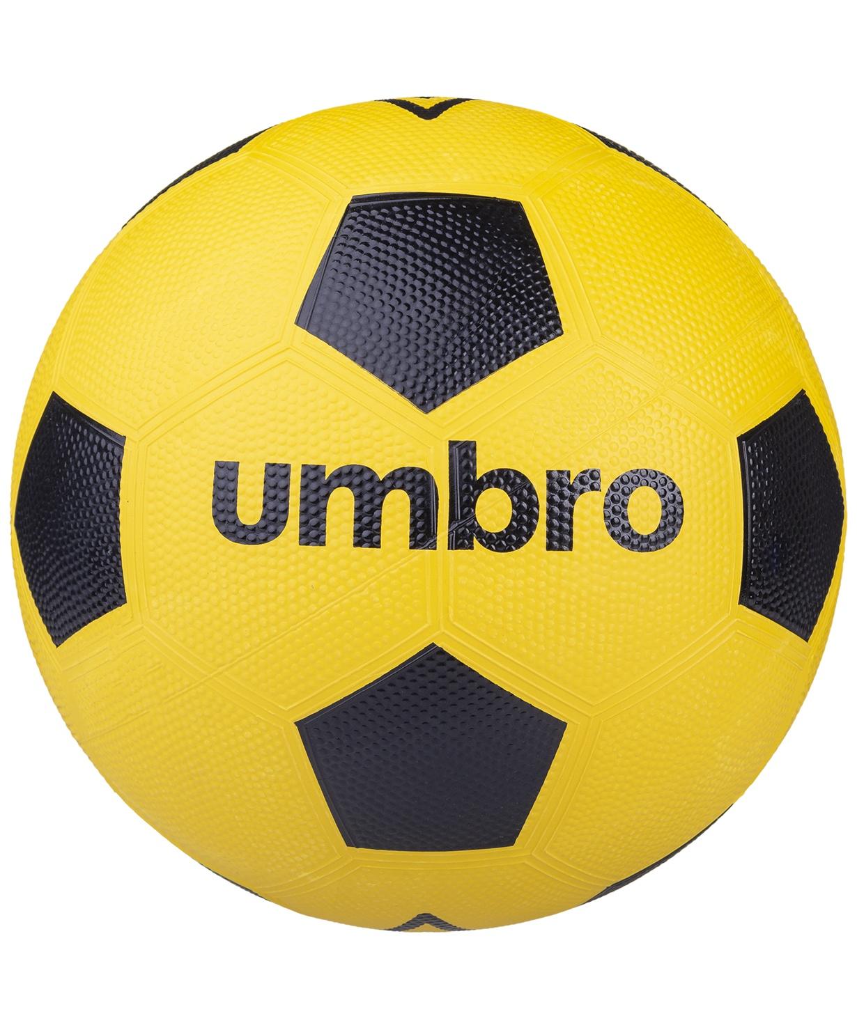Мяч футбольный Umbro Urban 20628U, Размер 5, жел/чер/белый (5) все цены