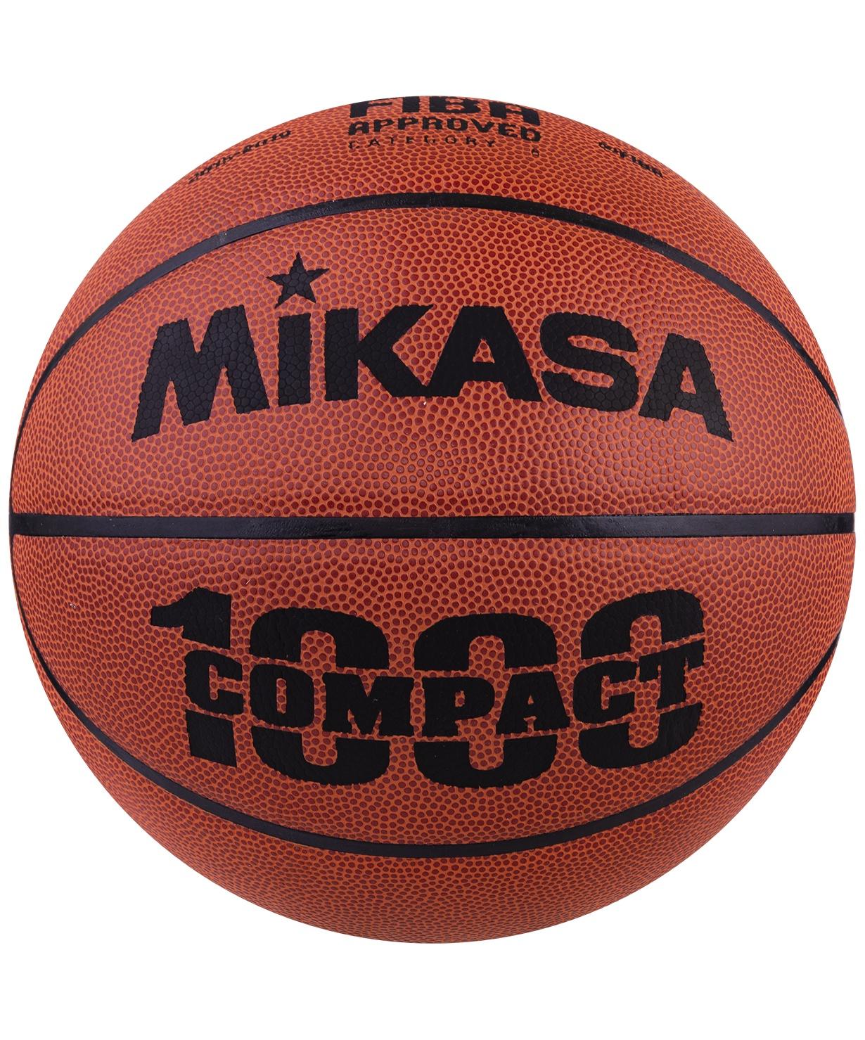 Мяч баскетбольный Mikasa BQC 1000, Размер 6 мяч баскетбольный mikasa 1020 р 7 8 панелей