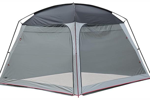 Палатка HIGH PEAK PAVILLON, светло-серый/тёмно-серый, 300х300см палатка high peak pavillon цвет светло серый темно серый 300 х 300 х 210 см 14046