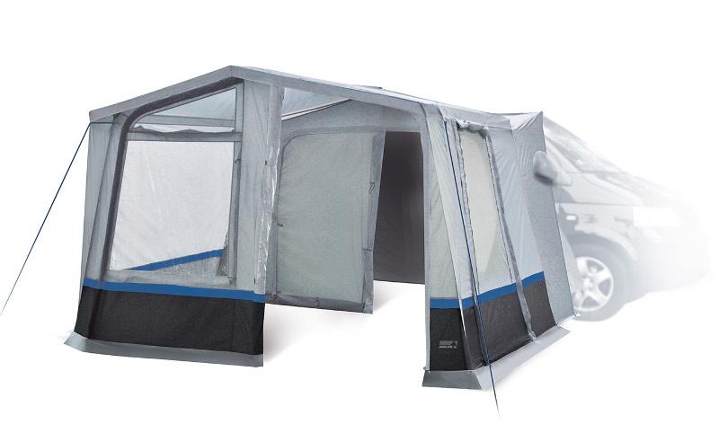 Палатка HIGH PEAK Tramp, светло-серый/тёмно-серый, 340х270см палатка high peak pavillon цвет светло серый темно серый 300 х 300 х 210 см 14046