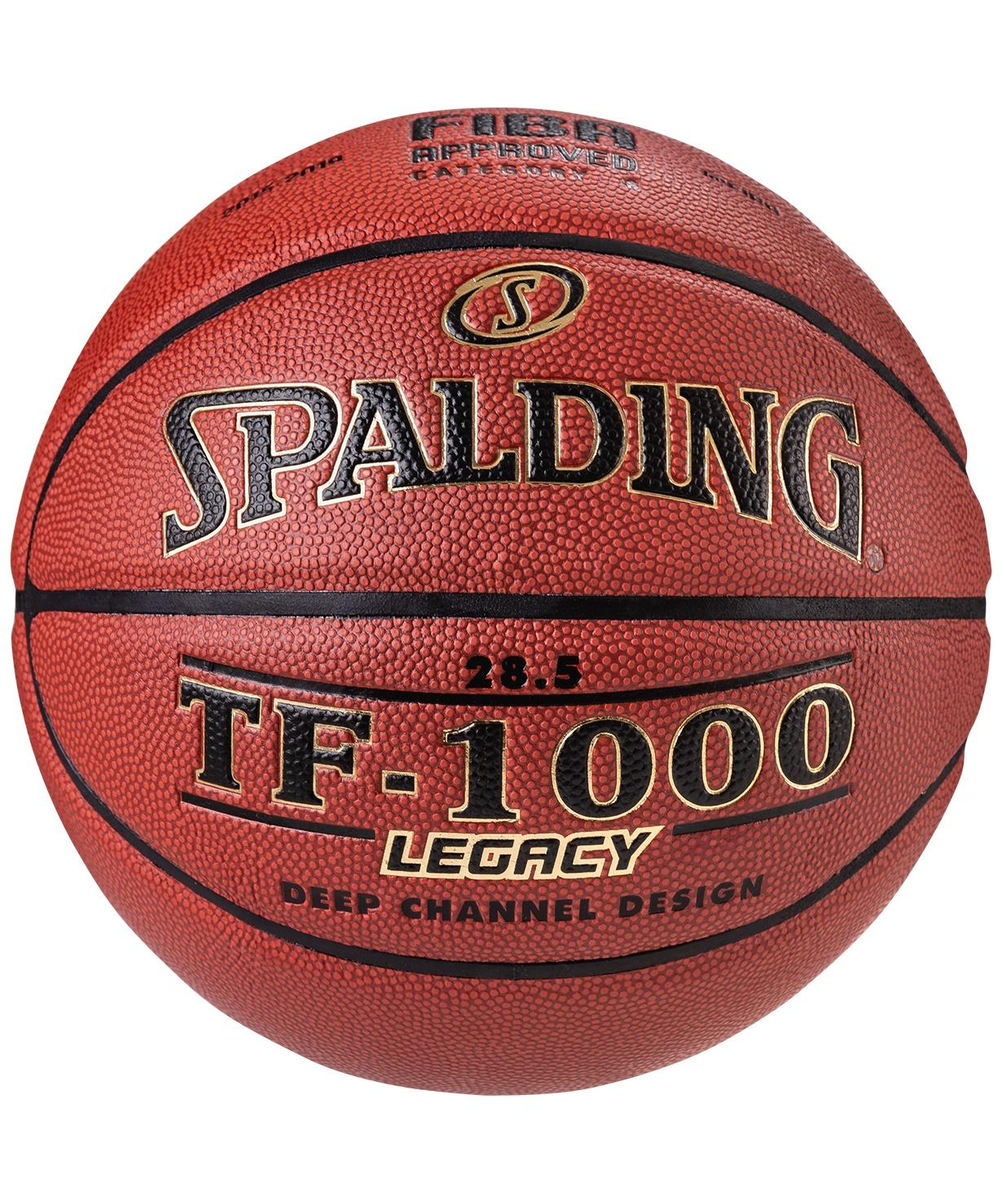 все цены на Мяч баскетбольный Spalding TF-1000 Legacy, Размер 6 онлайн