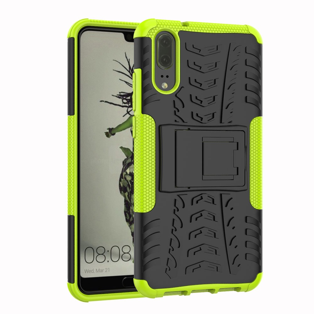 Чехол MyPads для Nokia Lumia 735 Противоударный усиленный ударопрочный зеленый
