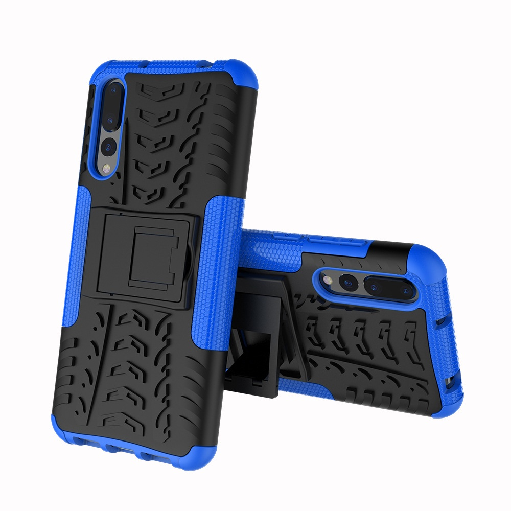Чехол MyPads для LG K10 K410 Противоударный усиленный ударопрочный синий lg смартфон k410