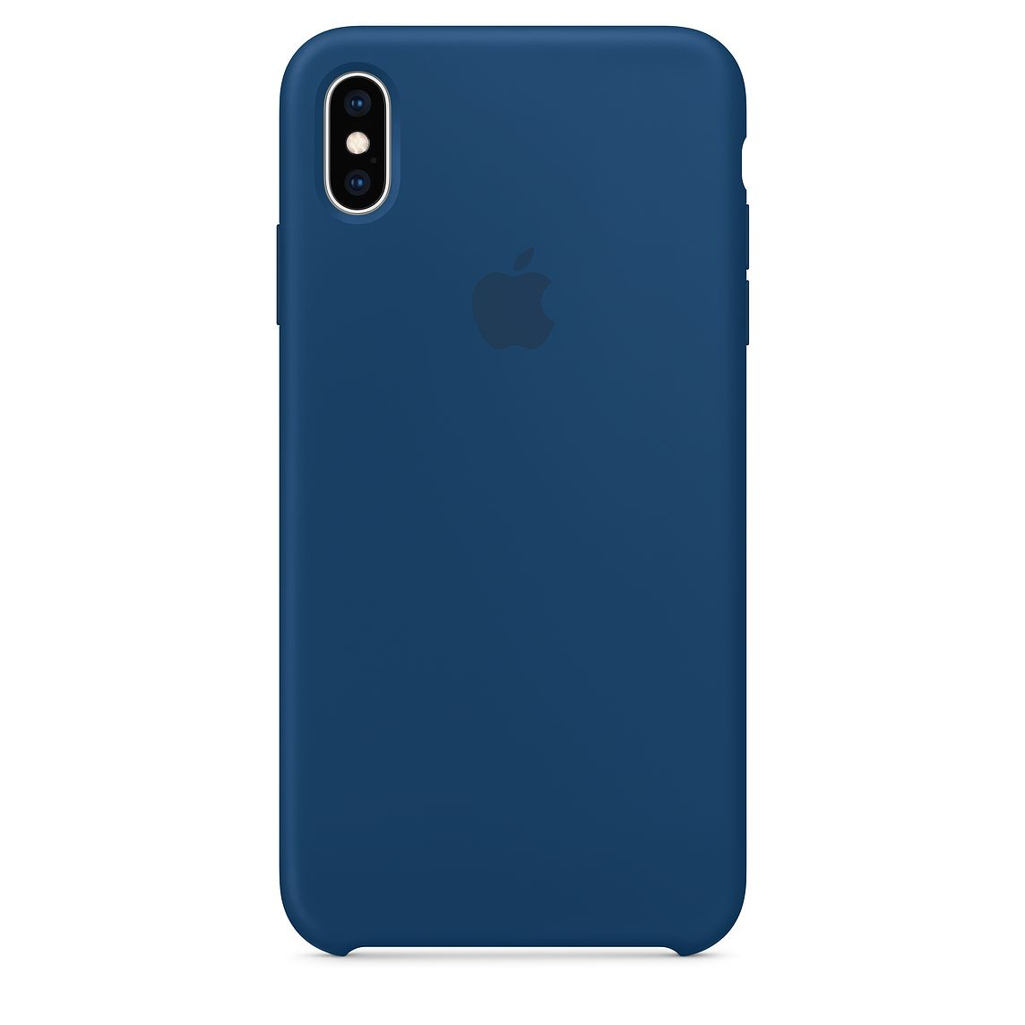 Чехол Apple Silicone Case для iPhone XS Max, Blue Horizon чехол для apple iphone xs max silicone case nectarine