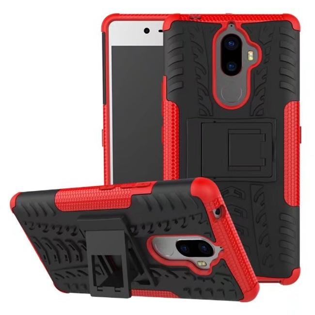 Чехол MyPads для Lenovo K8 Note Противоударный усиленный ударопрочный красный все цены
