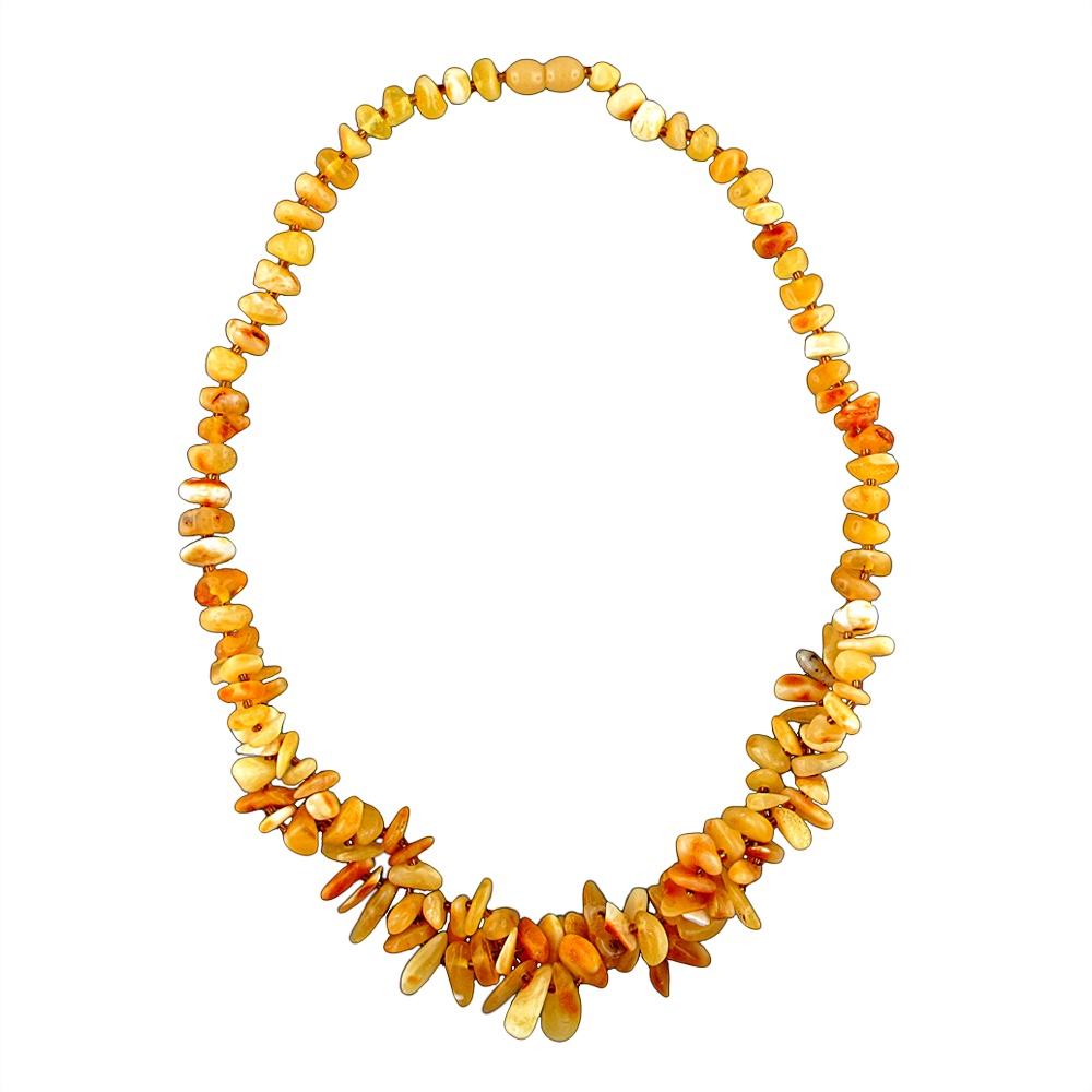 Фото - Колье/ожерелье бижутерное Балтийское золото колье балтийское золото 0913k854 bz