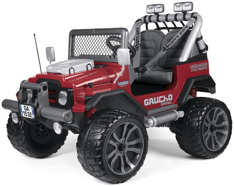 Детский электромобиль Peg-Perego Gaucho Grande peg 60