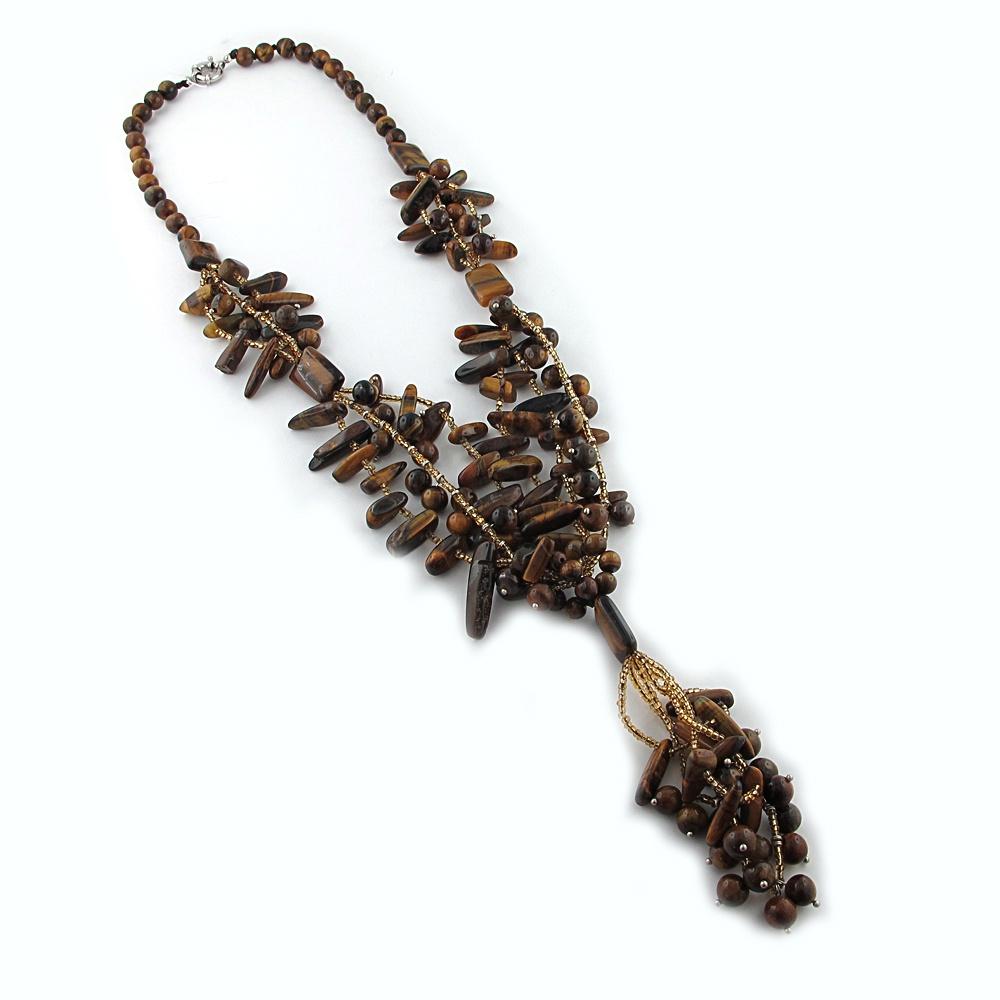 купить Колье/ожерелье бижутерное The-Jeweller по цене 4758 рублей