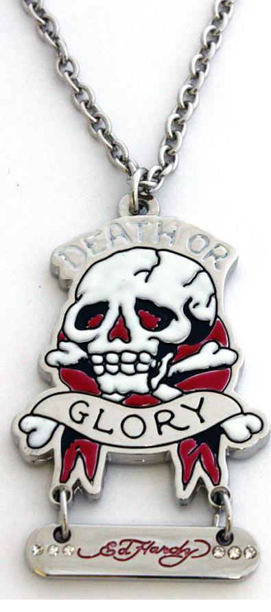 купить Колье/ожерелье бижутерное Ed Hardy по цене 2188 рублей