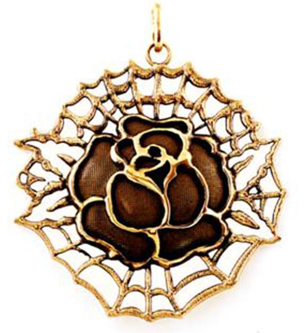 купить Колье/ожерелье бижутерное Ed Hardy по цене 3709 рублей