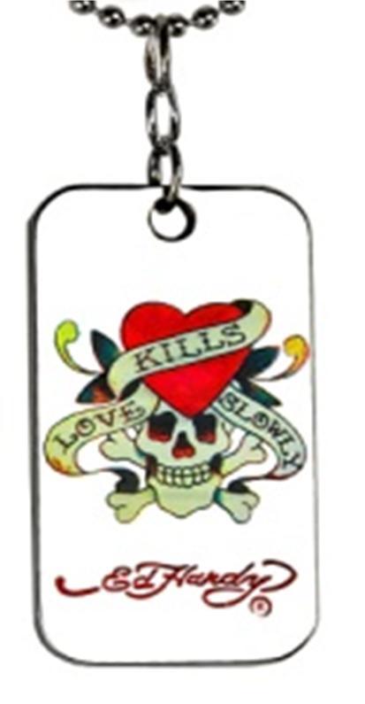 купить Колье/ожерелье бижутерное Ed Hardy по цене 2387 рублей