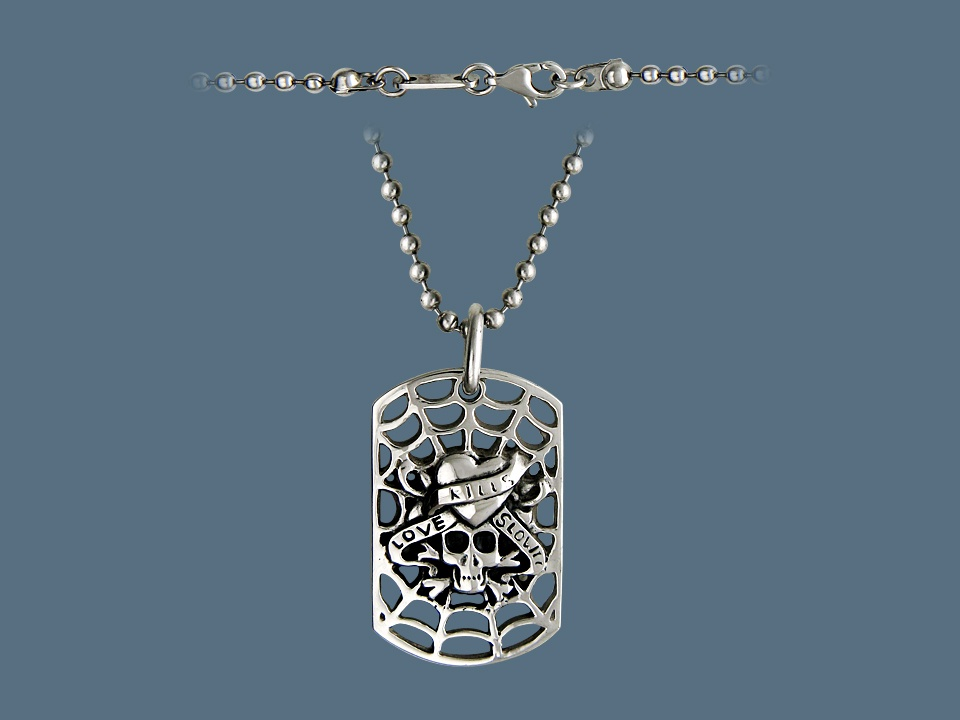 купить Колье/ожерелье бижутерное Ed Hardy по цене 4329 рублей