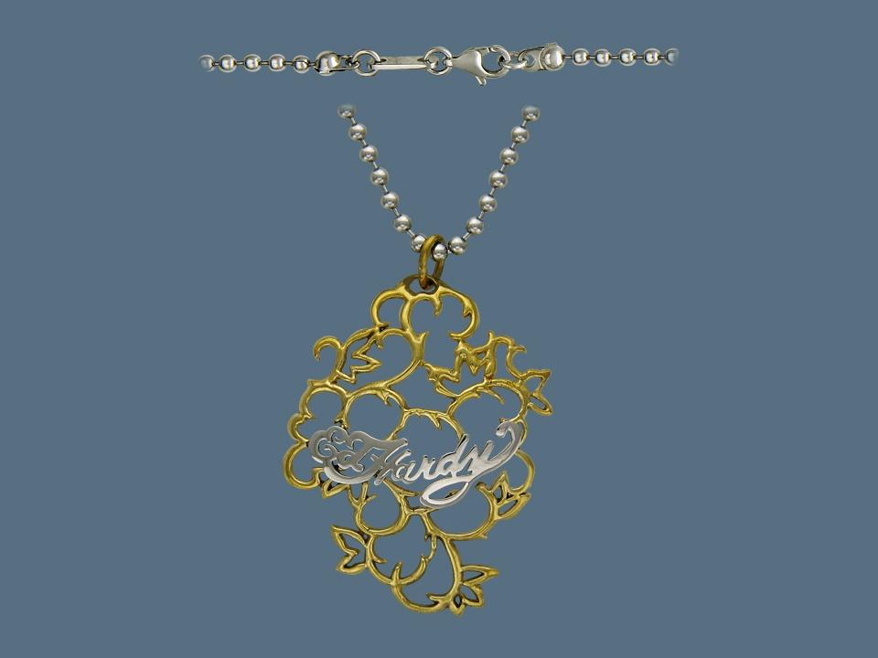 купить Колье/ожерелье бижутерное Ed Hardy по цене 3826 рублей