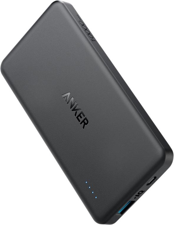 Фото - Аккумулятор внешний PowerCore II Slim 10000 Power IQ 2.0 black (онлайн) аккумулятор