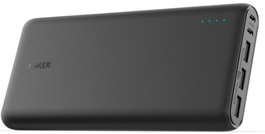 Фото - Внешний аккумулятор Anker PowerCore 26800 UN Black аккумулятор