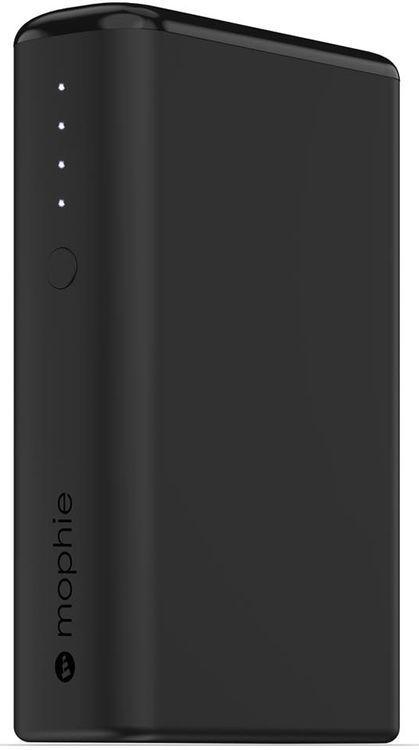 цена на Внешний портативный аккумулятор Mophie Power Boost V2. Емкость аккумулятора 5200 МаЧ. Цвет: черный.