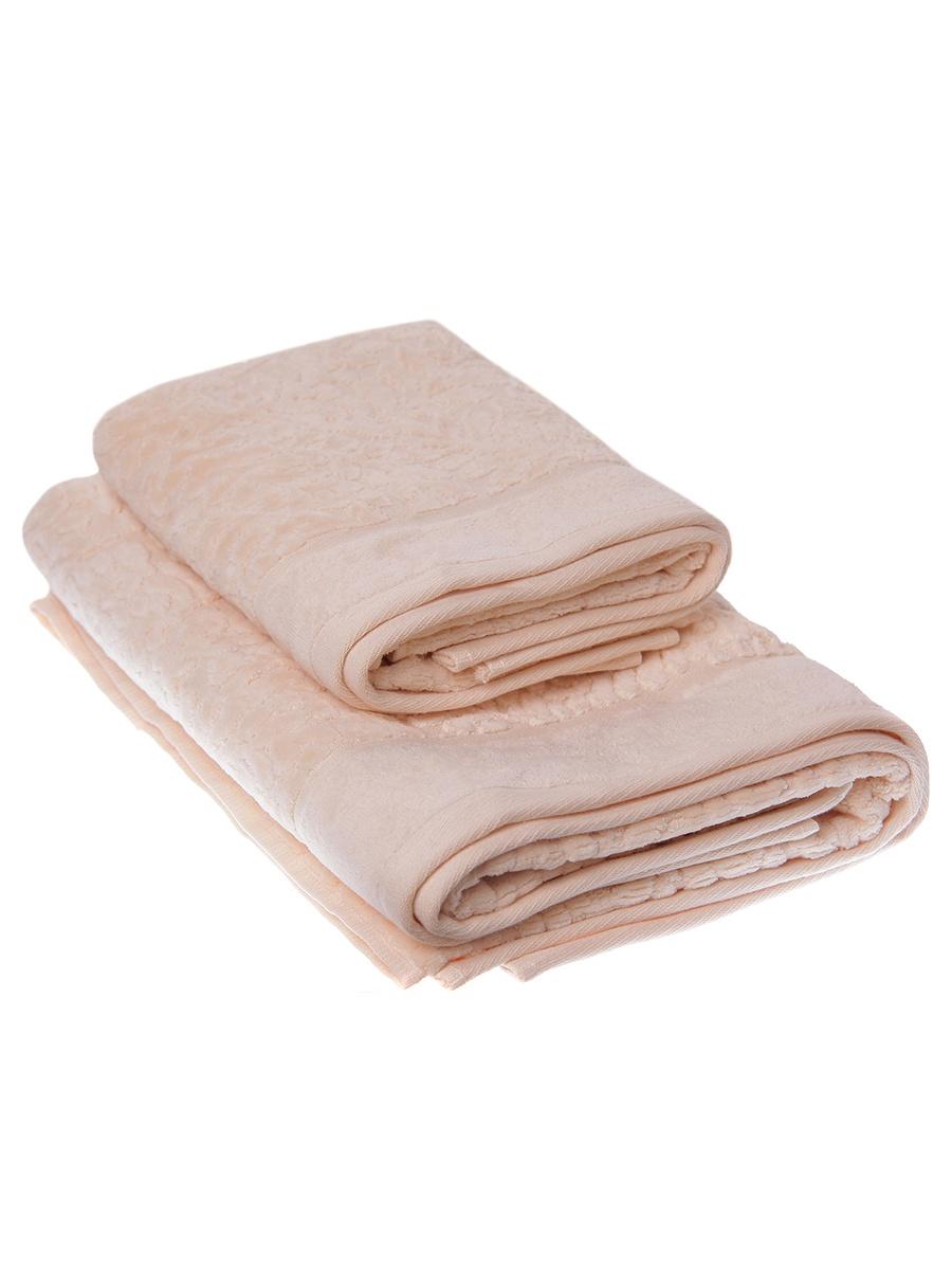 Набор махровых полотенец 2 предмета
