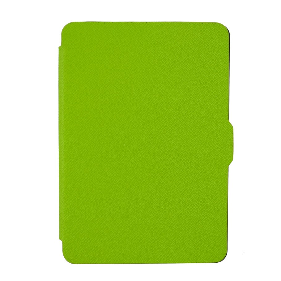 Чехол-обложка GoodChoice Ultraslim для Amazon Kindle 8 (зеленый) кейс для назначение amazon kindle fire hd 8 7th generation 2017 release бумажник для карт кошелек со стендом с узором авто режим сна