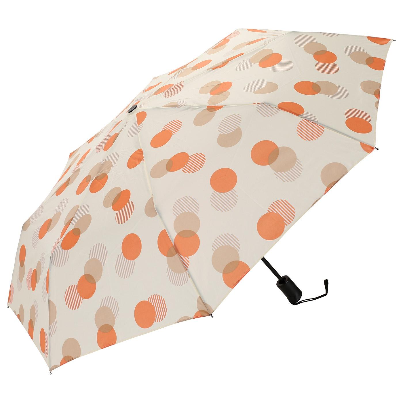 Зонт Doppler зонт doppler crush бежевый серый черный черно серый розовый