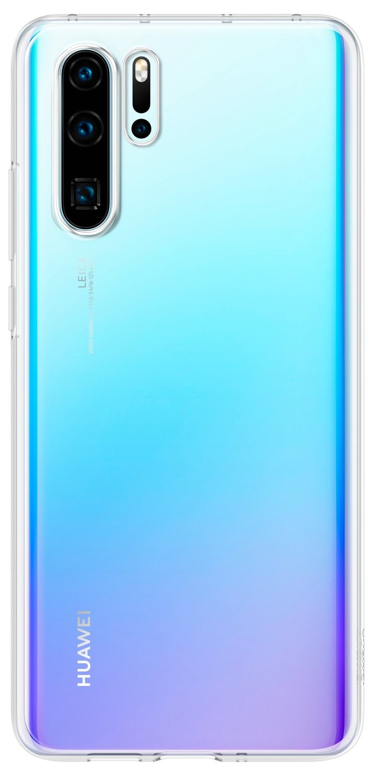 Прозрачный силиконовый чехол для Huawei P30 Pro чехол для huawei p30 onext прозрачный